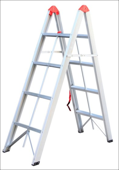 aluminum ladder rungs