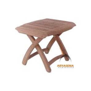 folding foot stool