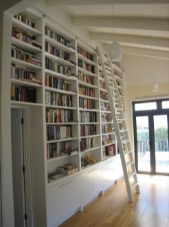 library ladders for homes