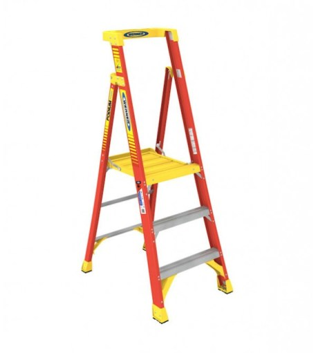 stepladder vs ladder
