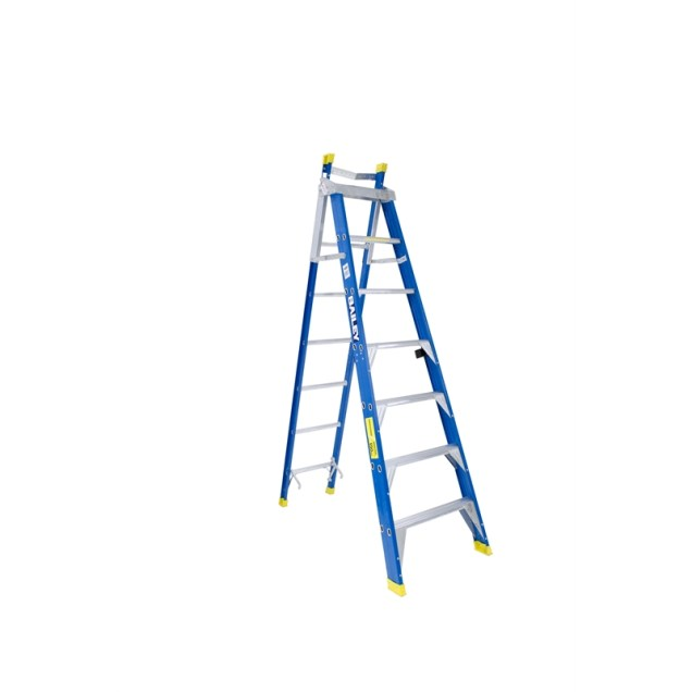 telescopic ladders bunnings
