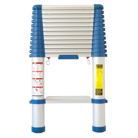 telescopic ladders home depot
