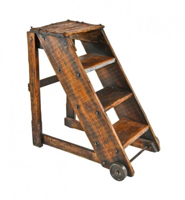 wooden ladder plans