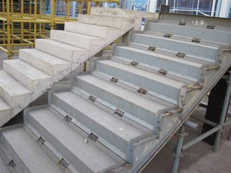 concrete stairs cost