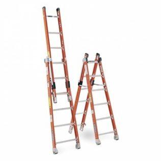 fiberglass ladder 6 ft