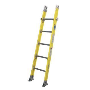 fiberglass ladders home depot