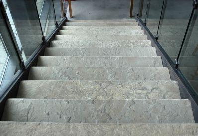 granite stair treads