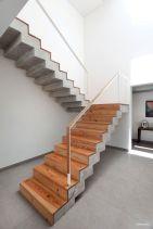 modern wood stair treads