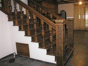 concrete stairs veneer