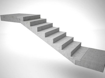 premade concrete stairs