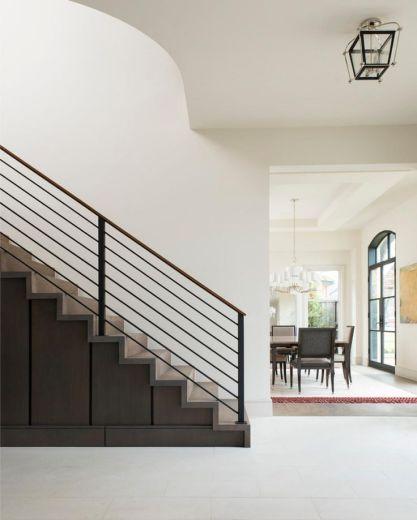 steel stairs design