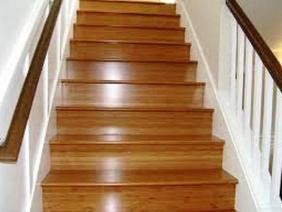wood treads