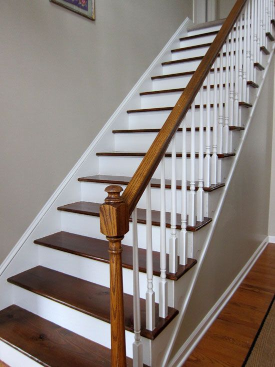 can you paint a wooden staircase_3