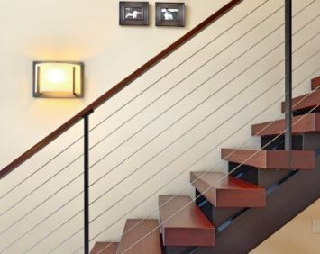 coatings for wooden staircase handrails_8