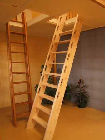 fixed loft ladder _16