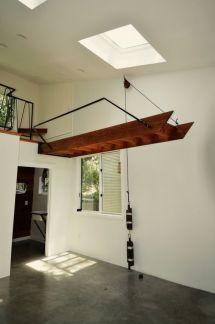 loft ladder pulley system _3