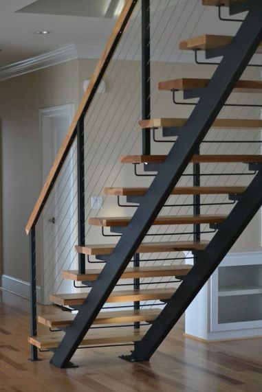 metal stairs with wood treads plans_4