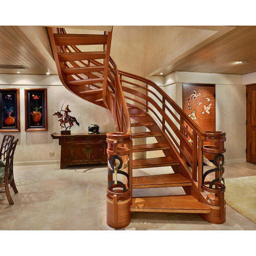 pictures of wooden stairs_3