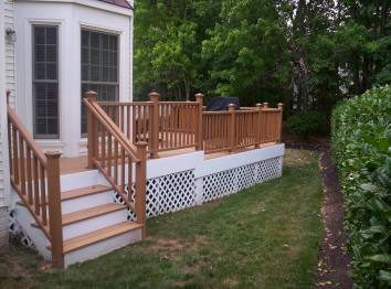 wooden porch railing images_28