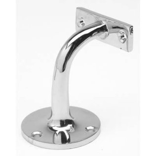 chrome handrail bracket_49