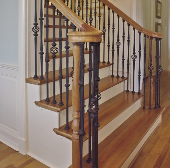 custom iron balusters for stairs_12