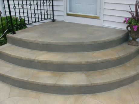 concrete round steps_29