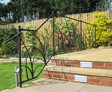 forged garden railings_7