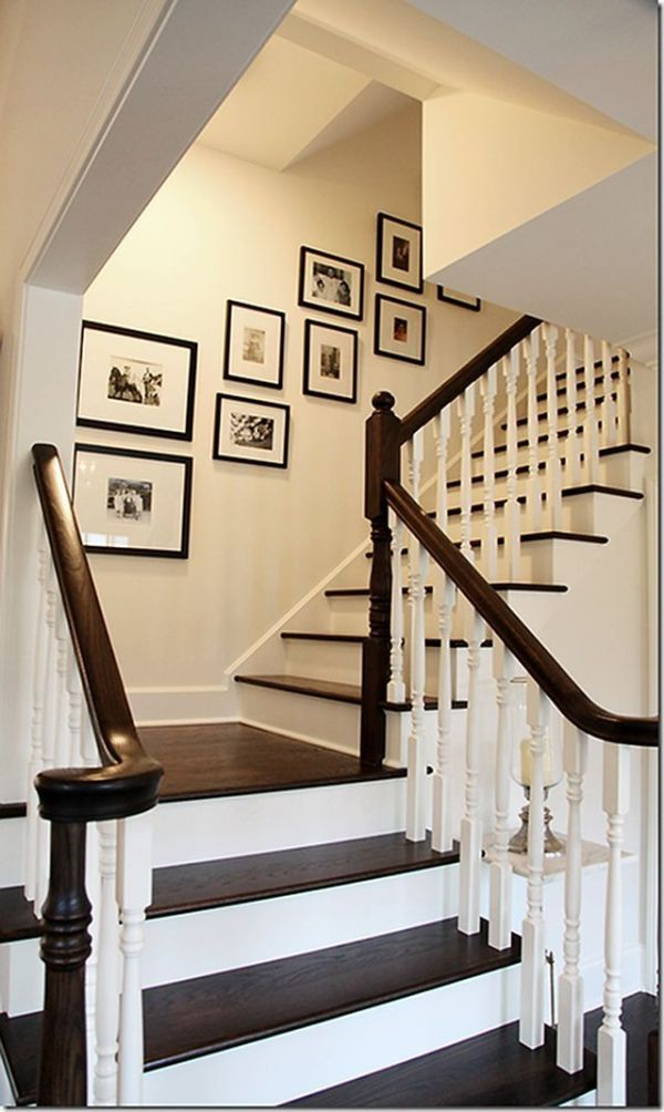 staircase with your own hands yours & mine_0