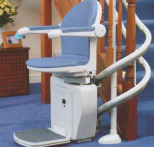 atlanta stair lifts straight curved vertical platform wheelchair dunwoody