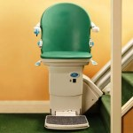 Sterling Handicare 1000 straight stair lift Atlanta