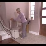 Stannah Stairlifts – folded chair (Starla)