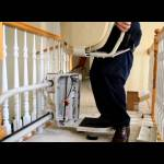 Ordering Your AmeriGlide Curved Platinum Stair Lift