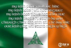 IrishTricolourStairnahÉireann©