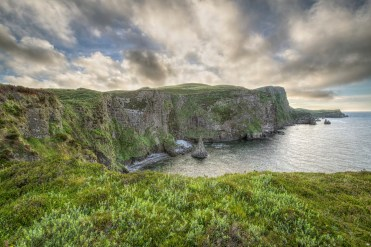 Pollet Cliffs, Fanad, Donegal