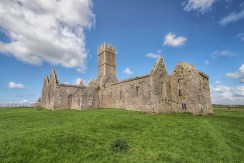 Ross Errily Abbey, Galway