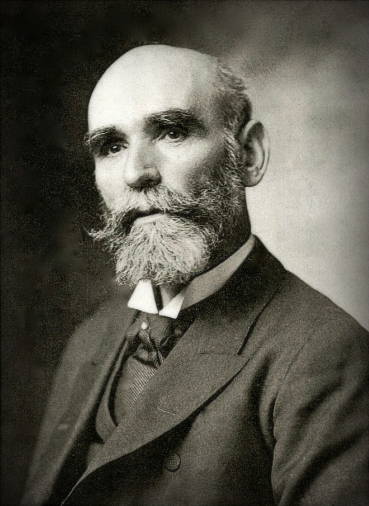 Michael Davitt cMarch 1904 aged 58 - 2See Notes (Large)