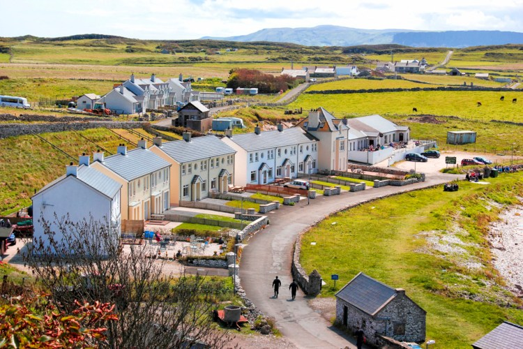 Rathlin Island, Donegal