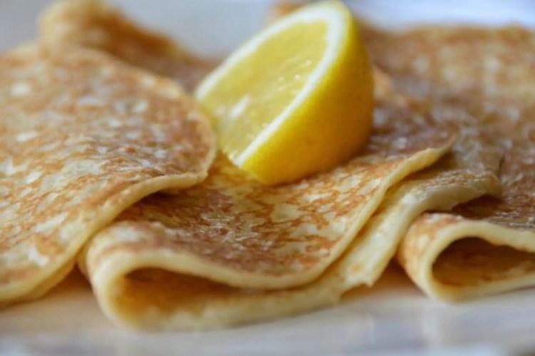 pancakes-lemon