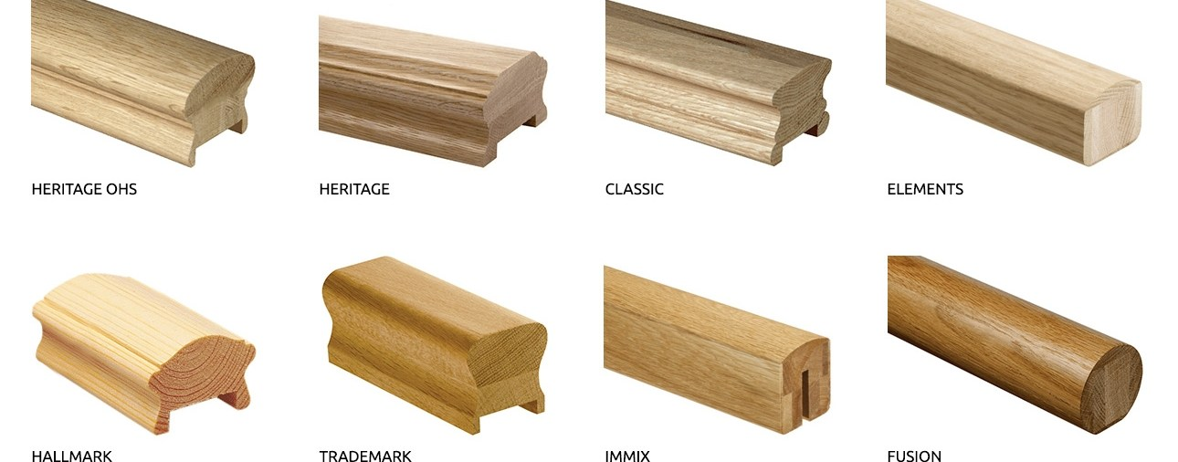 Handrails Types Stairsideas Com | Types Of Wooden Stairs | Rustic Wooden | Storage | Separated | Staircase | Vertical Wood