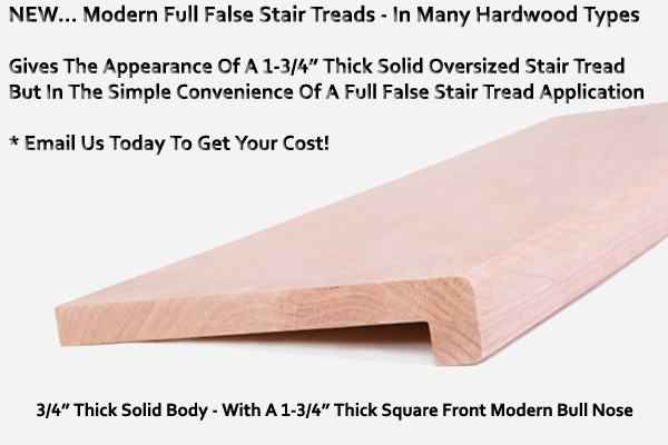 Image Result For Solid Oak Stair Treads And Risers