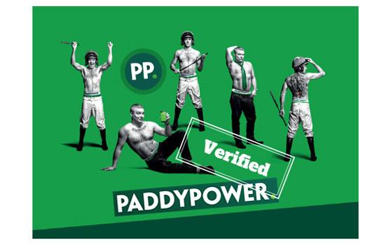 Paddy Power verified