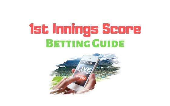 1st Innings Score