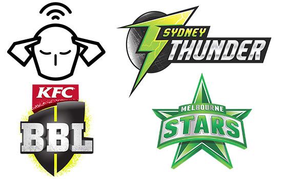 Sydney Thunder vs Melbourne Stars BBL 2018-19 Match Prediction