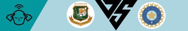 Bangladesh tour of India, 2019, t20 match prediction