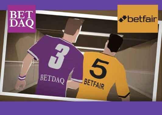 Betdaq vs Betfair