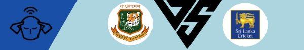 Bangladesh tour of Sri Lanka, 2019, ODI match prediction