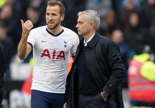 Harry Kane Reveals The Main Difference Between Mourinho and Pochettino