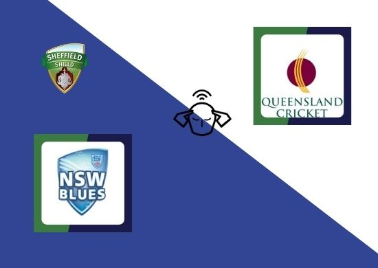 New South Wales vs Queensland, 7th Match, Sheffield Shield 2020-21, Test Match Prediction