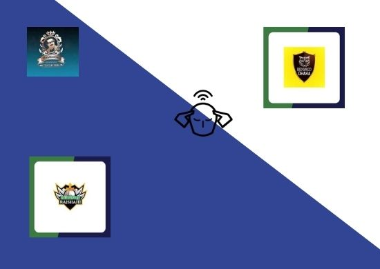 Beximco Dhaka vs Minister Group Rajshahi, Bangabandhu T20 Cup 2020-21 | 1st T20 Match Prediction
