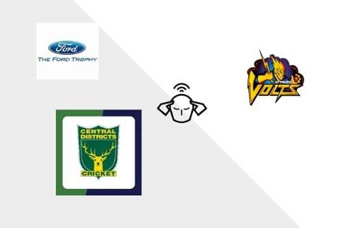Central Districts vs Otago, Ford Trophy 2020-21, 5th ODI Match Prediction